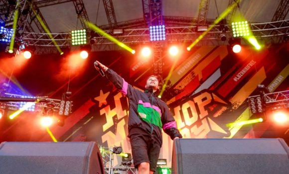 макск орж на hiphop mayday 2016